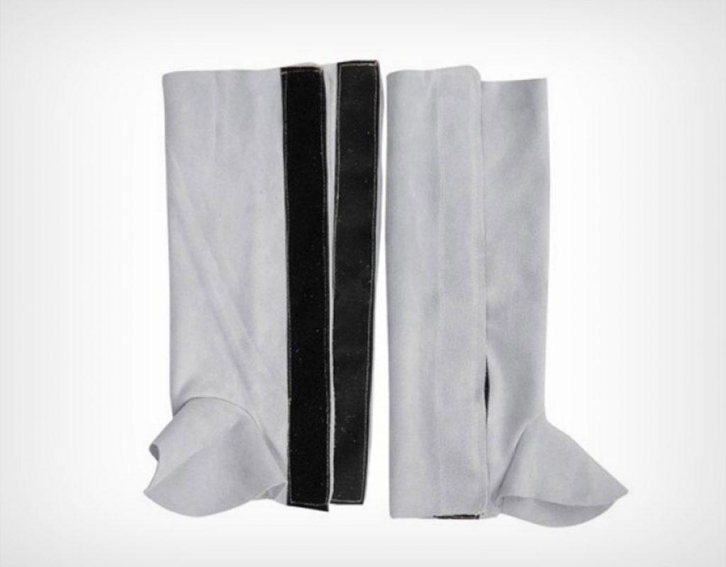 Perneira de Raspa com Velcro