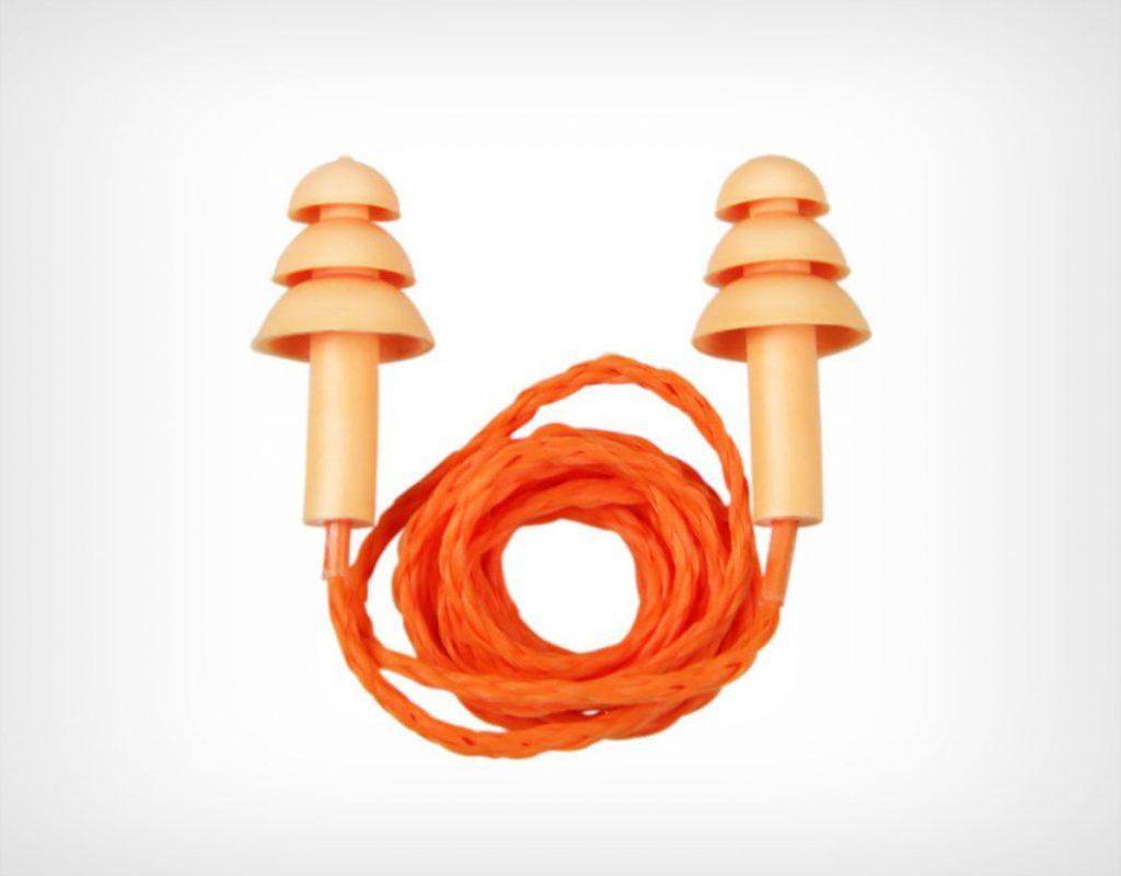 Protetor Auricular de Silicone 12 e 15 Db