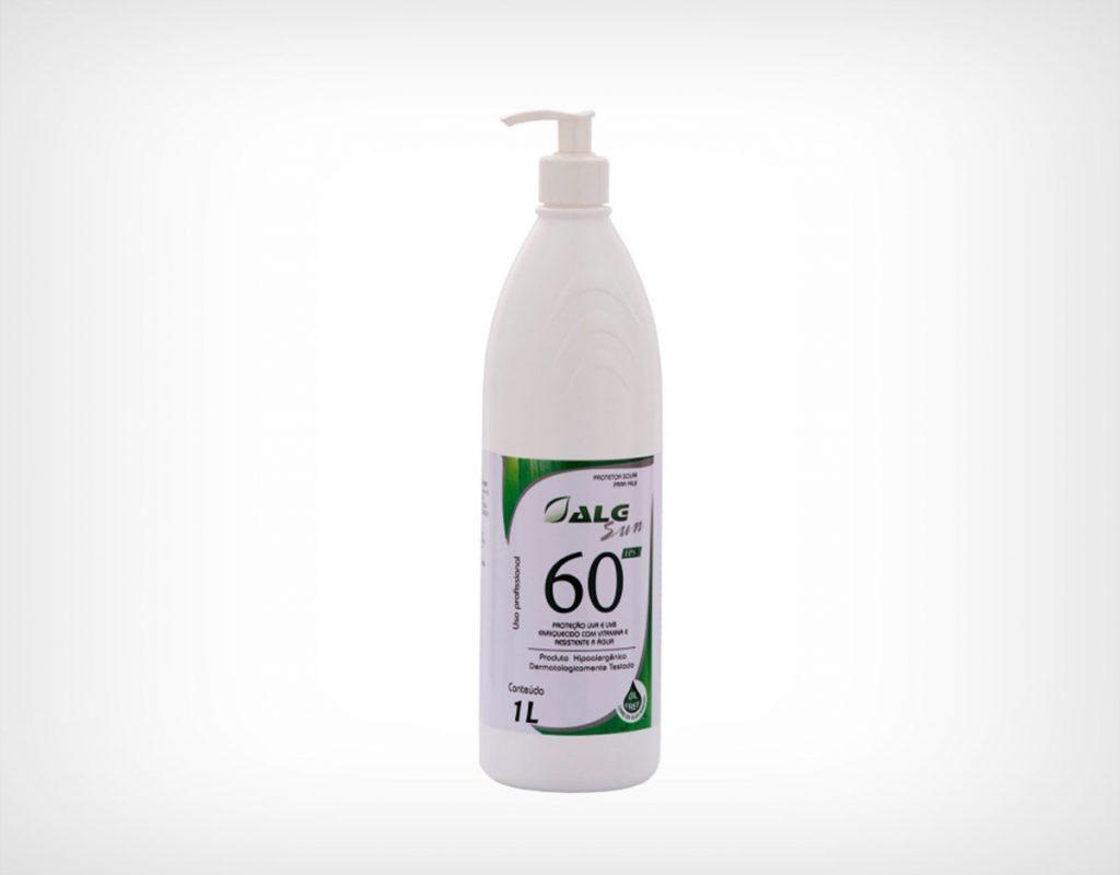 Protetor Solar ALG Fator 60 1L