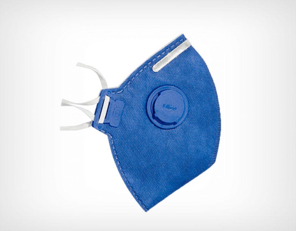 Respirador PFF1-PFF2 com Válvula
