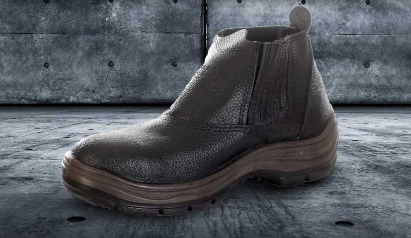 Calçados de Segurança  Modelos de Cabedal e suas finalidades e5ac2142ad